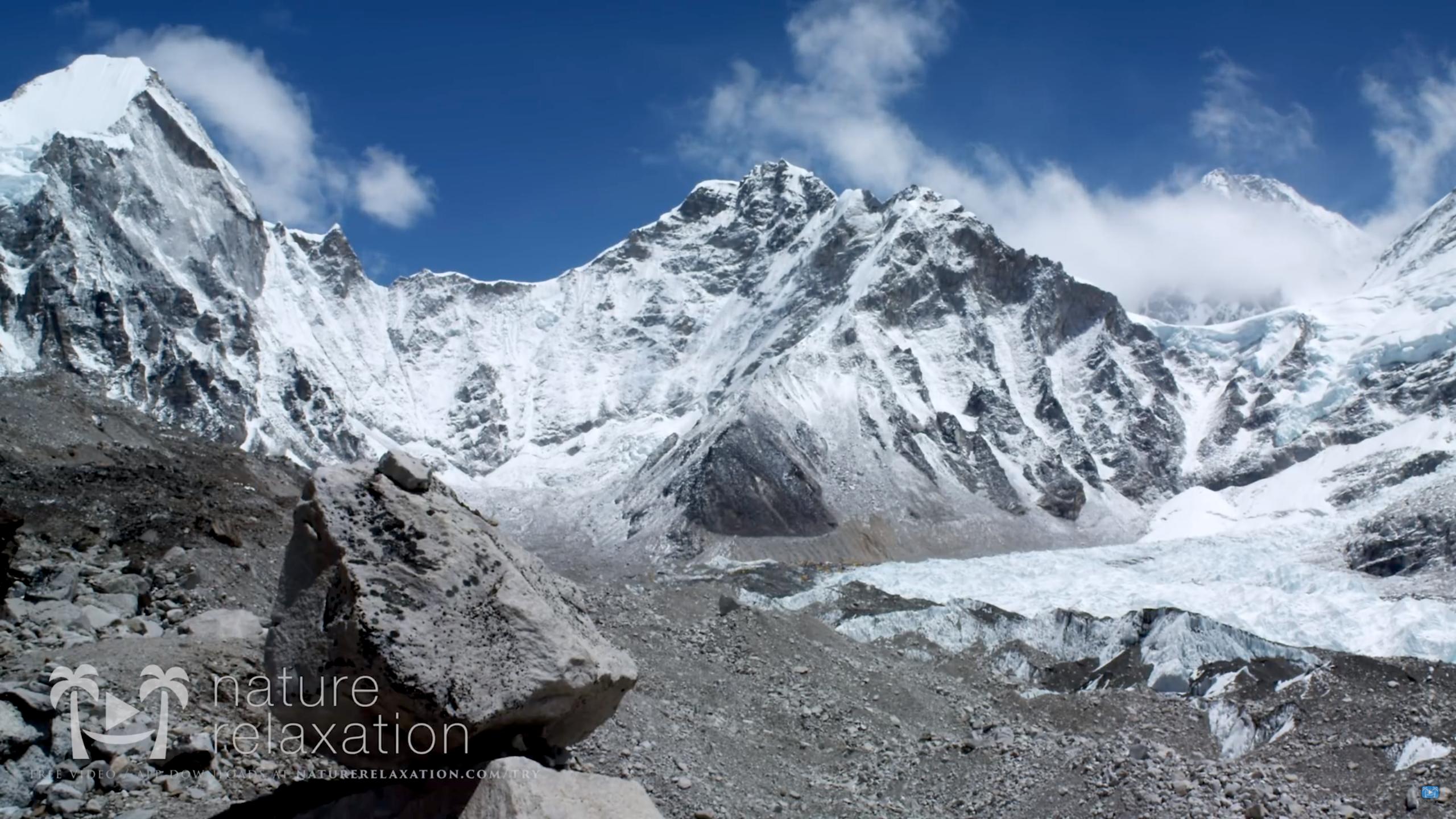 Voyage vers l'Everest