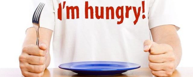 Stress e sensazione di fame