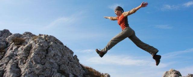 La ricetta per vivere meglio ed essere soddisfatti della propria vita: credere in se stessi