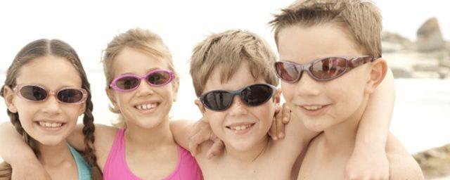 Besserer Sonnenschutz für Kinderaugen