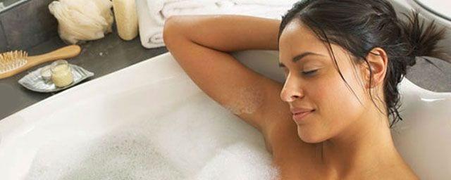 Ein heisses Bad – Genuss & Medizin