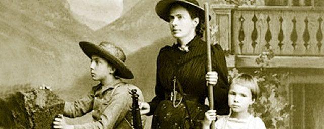Dottoressa, mamma e donna di casa, un exploit nel XIXsecolo!