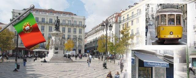 Lissabon zwischen Melancholie und Modernität