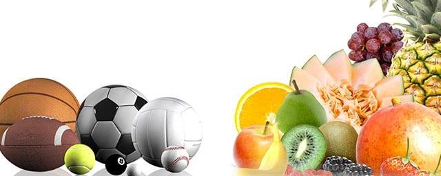 L'alimentation des sportifs: du micro au macro!