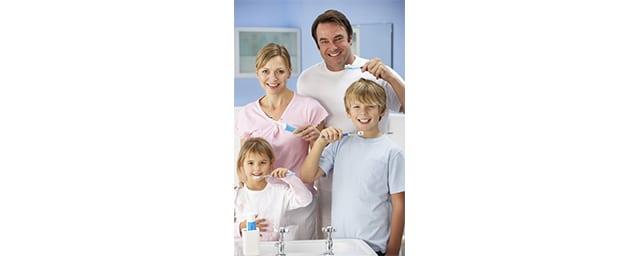 Gute Mundhygiene – gesunder Körper