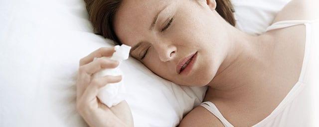 Grippe – Erkältungen