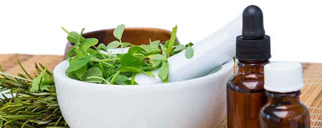 Maux de gorge et plantes