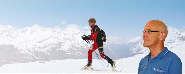 Romain Ducret: Sich selbst zu besiegen, ist der grösste Sieg