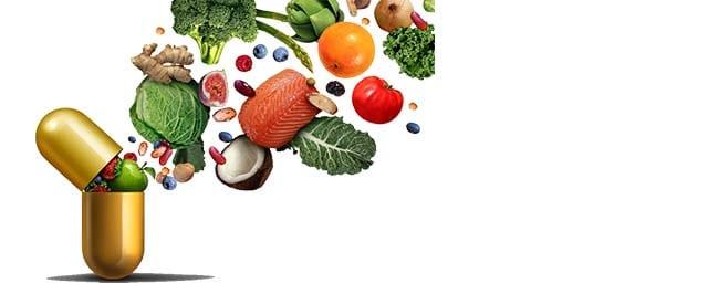 Gli integratori per una dieta di successo